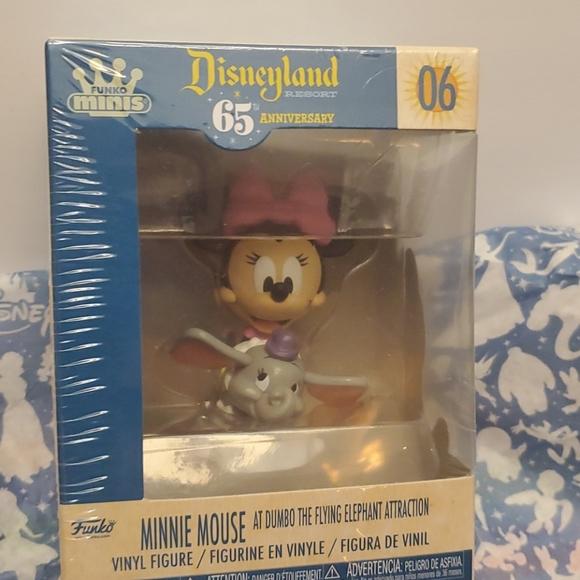 Limited Edition Disneyland Funko Pop